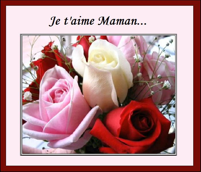 Top Carte de souhait fete maman - Carte virtuelle MP08