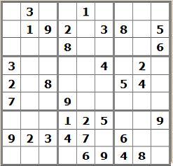 Sudoku Gratuit Facile Ordinateurs Et Logiciels