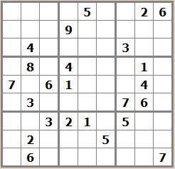 Sudoku expert ordinateurs et logiciels - Grille de sudoku diabolique ...