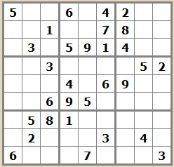 strategie sudoku